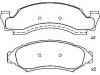 Brake Pad Set:D6TZ-2001-D