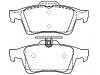 Brake Pad Set:5W93-2200-AA