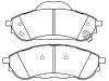 Brake Pad Set:EB3C-2M007-AA